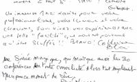 Critiques conference Orange par le magicien mentaliste Xavier Nicolas (1)