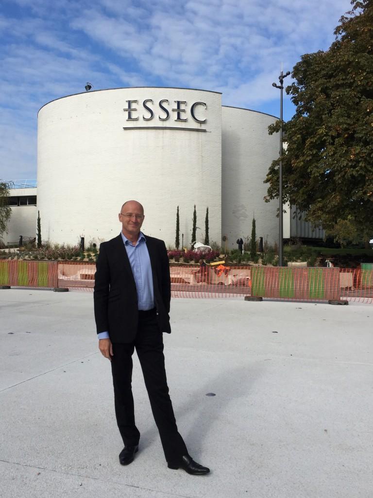 conférence mentalisme et management à l'ESSEC